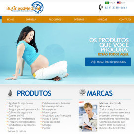 Business Medical site