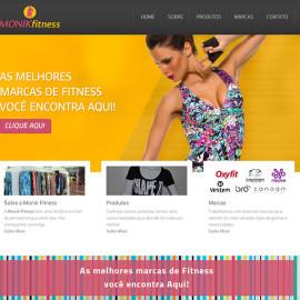 Monik Fitness site
