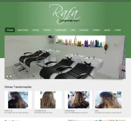 Rafa Fashion site