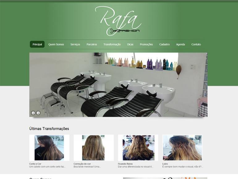 Rafa Fashion site